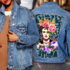 FRIDA KAHLO DENIM JACKET 1