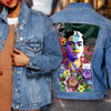 FRIDA KAHLO DENIM JACKET 2