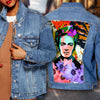 FRIDA KAHLO DENIM JACKET 28