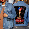 FRIDA KAHLO DENIM JACKET 33