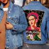 FRIDA KAHLO DENIM JACKET 35