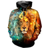 3D All Over Printed Leo Zodiac Clothes 12103