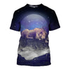3D All Over Printed Leo Zodiac Clothes 12104