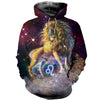 3D All Over Printed Leo Zodiac T Shirt Hoodie 221205
