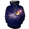 3D All Over Printed Leo Zodiac T Shirt Hoodie 221207