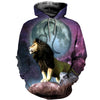 3D All Over Printed Leo Zodiac T Shirt Hoodie 2212010