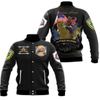 BUFFALO SOLDIERS BASEBALL JACKET 1
