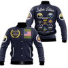 BUFFALO SOLDIERS BASEBALL JACKET