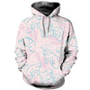 3D All Over Printed Manatee T Shirt Hoodie 201221