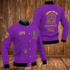 OMEGA PSI PHI BASEBALL JACKET 211220191