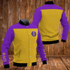 OMEGA PSI PHI BASEBALL JACKET 211220192