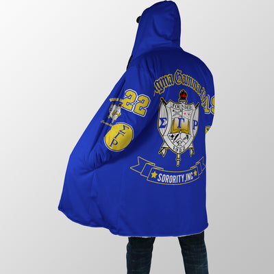 Sigma Gamma Rho Hooded Coat 23920191