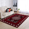 HIPPIE LUXURIOUS PATTERNS WITH THE MANDALA BACKGROUND AREA RUG