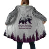 HIPPIE PEACE CAMPING & PEACE HOODED COAT