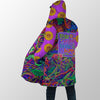 MIRACULOUS STAY TRIPPY LITTLE HIPPY HOODED COAT