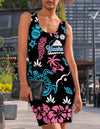 HAWAII WOMEN'S RACERBACK DRESS 2