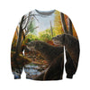 3D All Over Printed Otter T Shirt Hoodie 141207