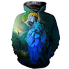3D All Over Printed Parrot T Shirt Hoodie 14121