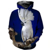 3D All Over Printed Parrot T Shirt Hoodie 141211