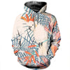 3D All Over Printed Parrot T Shirt Hoodie 14127