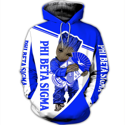 3D ALL OVER PHI BETA SIGMA HOODIE 14112019