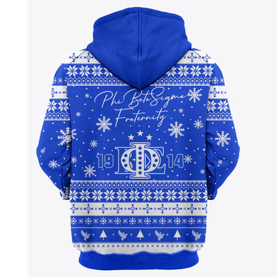3D ALL OVER PHI BETA SIGMA UGLY SWEATER 31020191