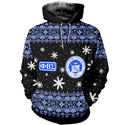 3D ALL OVER PHI BETA SIGMA UGLY SWEATER 31020193