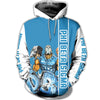 3D ALL OVER PHI BETA SIGMA HOODIE 792019