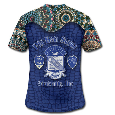 3D ALL OVER PHI BETA SIGMA CLOTHES 942020
