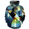 3D All Over Printed Penguin T Shirt Hoodie 1512014
