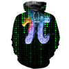 3D All Over Printed Pi Day T Shirt Hoodie 1522019