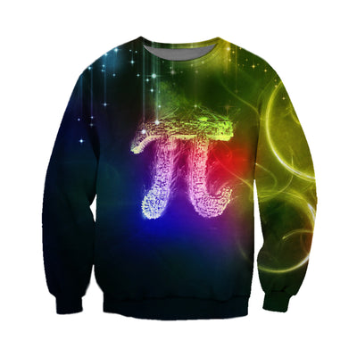 3D All Over Printed Pi Day T Shirt Hoodie 15220191
