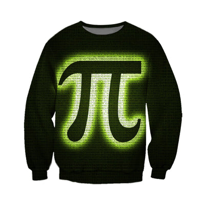 3D All Over Printed Pi Day T Shirt Hoodie 16220194