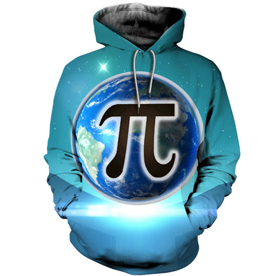 3D All Over Printed Pi Day T Shirt Hoodie 18220191