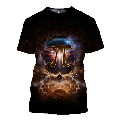 3D All Over Printed Pi Day T Shirt Hoodie 18220195