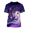 3D All Over Printed Pisces Zodiac T Shirt Hoodie 40101