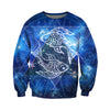 3D All Over Printed Pisces Zodiac T Shirt Hoodie 40103