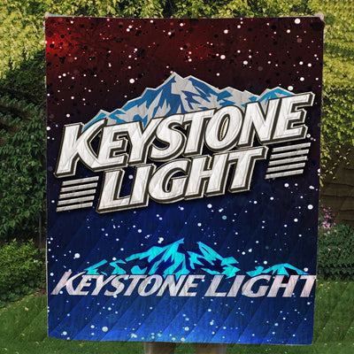 Keystone Light PREMIUM QUILT 1572020
