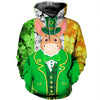 3D All Over Printed Donkey Patrick Day T Shirt Hoodie