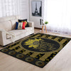 BE SOMEONE'S SUNSHINE WHEN THEIR SHIES ARE GREY HIPPIE AREA RUG