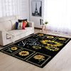 YOU ARE MY SUNSHINE HIPPIE AREA RUG