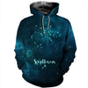3D All Over Printed Sagittarius Zodiac T Shirt Hoodie 291201