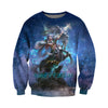 3D All Over Printed Sagittarius Zodiac T Shirt Hoodie 291203