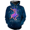 3D All Over Printed Sagittarius Zodiac T Shirt Hoodie 291205