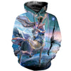 3D All Over Printed Sagittarius Zodiac T Shirt Hoodie 291206
