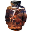 3D All Over Printed Sagittarius Zodiac T Shirt Hoodie 291207