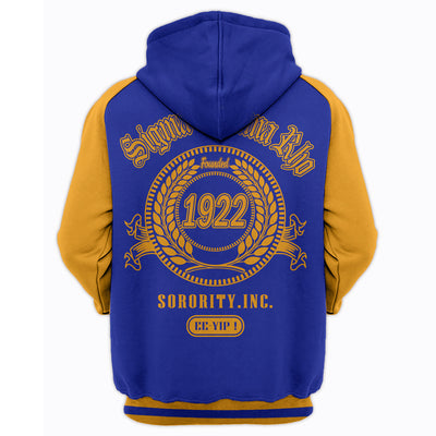 3D FULL OVER PRINTED SIGMA GAMMA RHO CLOTHES 2572019