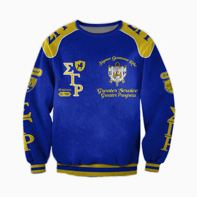 3D FULL OVER PRINTED SIGMA GAMMA RHO CLOTHES 2772019