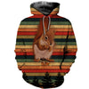 3D All Over Printed Squirrel T Shirt Hoodie 2622019