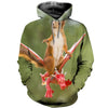 3D All Over Printed Squirrel T Shirt Hoodie 151205